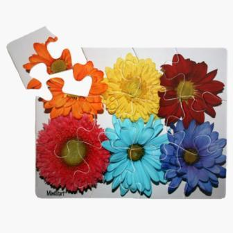 MindStart-12-Piece-Flower-Puzzle