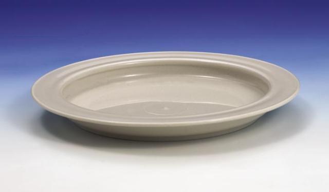 Inner Lip Plate :: adaptive plate prevents food spills