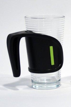 Vivi Duo Handle Cup Holder Easy Grip Handle For Cups