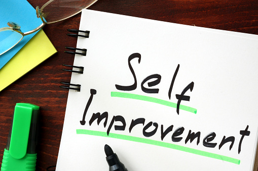 Self Improvement is for Seniors Too:  Self Improvement Month