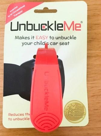Unbuckle Me Car Seat Buckle Release Aid Child Car Seat