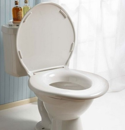 John Original Bariatric Toilet Seat King Sized For Additional Support