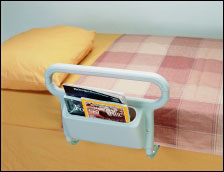 AbleRise Single :: Bed sitting, standing aid.