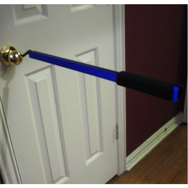 Handy Hook Door Opener :: door opening aid for wheelchair users