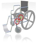 Accu-Grips :: Wheelchair Hand Grips - Discontinued