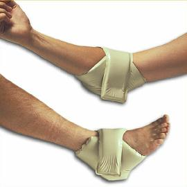 Action Heel and Elbow Pads 1/4 inch