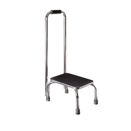 Dmi Step Stool With Handle Safety Foot Stool For Elderly
