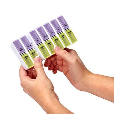 Apex Detach-N-Go Pill Box