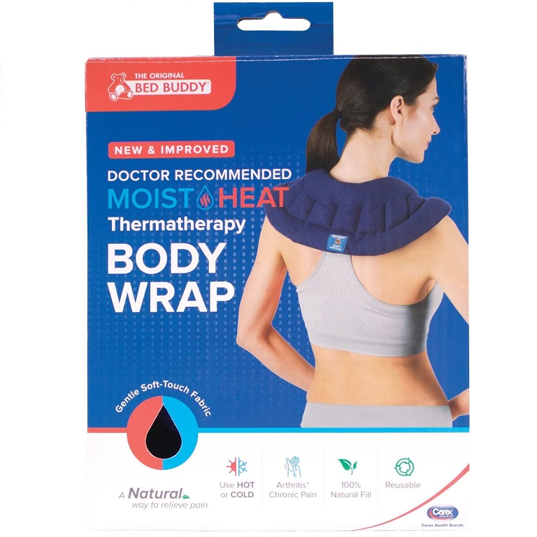 Bed Buddy Body Wrap Contoured All