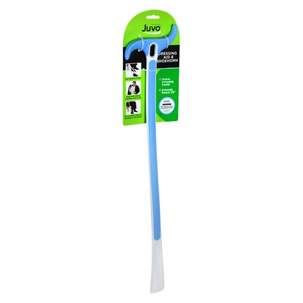 Juvo Dressing Aid Shoehorn Combination Dressing Stick