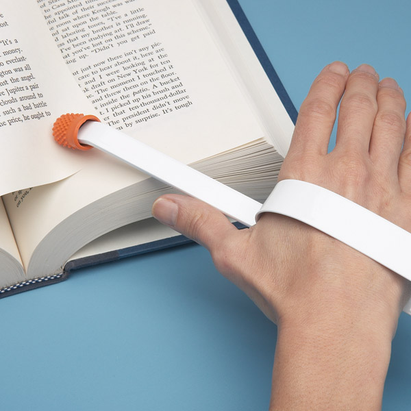 Quad Hand Clip Page Turner
