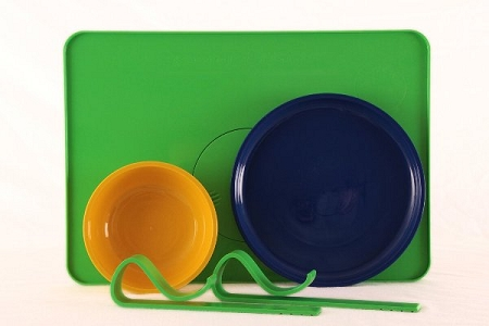 Lock-It Down Diner Dining Kit