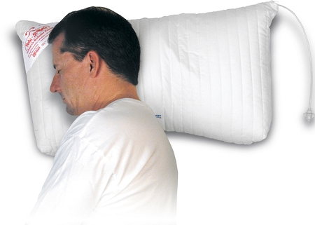 anti snore pillow helps reduce snoring. Black Bedroom Furniture Sets. Home Design Ideas