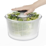 OXO Good Grips 5 Quart Salad Spinner Clear