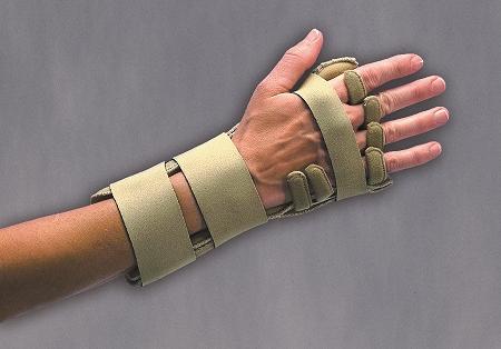 3pp Comforter Splint Right Hand