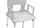 Arm-Rests for Bath One Shower and Commode Chairs - Discontinued