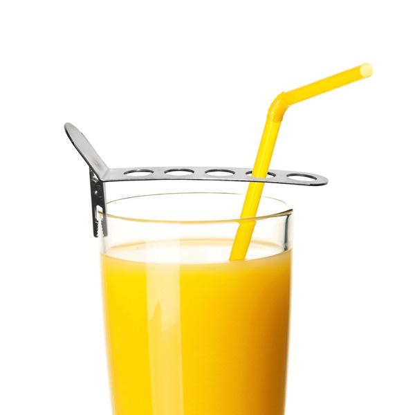 Metal-Drinking-Straw-Holder