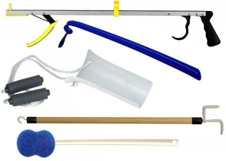Econo Hip Kit with 26 inch Featherweight Reacher