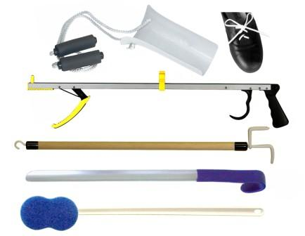 Basic Hip Kit with 32 inch Featherweight Reacher