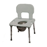 Bath One Travel Commode Chair