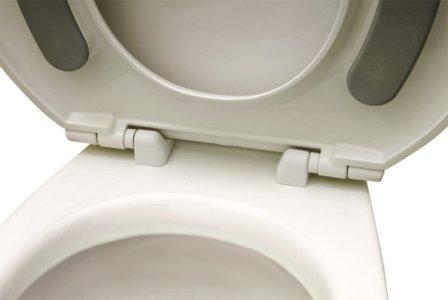 Big John Standard Toilet Seat Heavy Duty Comfortable