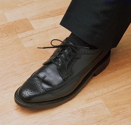 Black Elastic Shoelaces