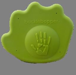 Buckle Bopper Seat Belt Aid