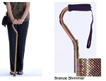 Cane Expressions Bronze Shimmer Cane Cover - Discontinued