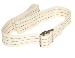 Economy Gait and Transfer Belts - Stripe