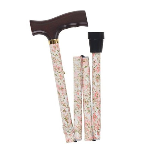 Lightweight Adjustable Folding Designer Canes