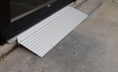 Mobility Scooter Access Ramps