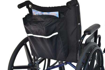 Wheelchair Bags, Totes, Back Packs & Pouches