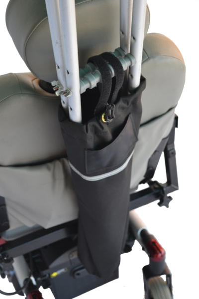 Scooter-Crutch-Holder