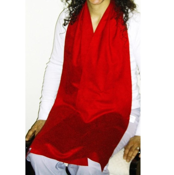 Diner Wear Cravaat II Long Dining Scarf Red