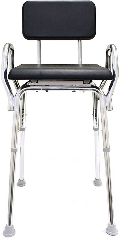 Snap-N-Save-Padded-Shower-Chair-with-Armrests