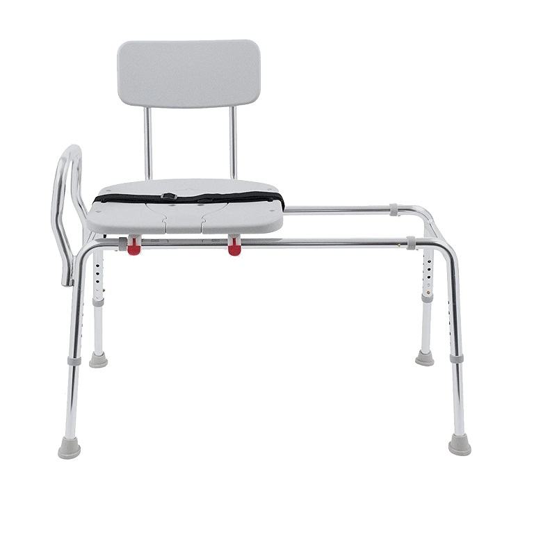 Snap-N-Save-Sliding-Transfer-Bench-with-Molded-Cut-Out-Seat