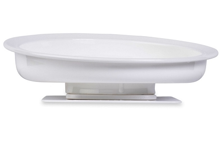 Freedom Scoop Plate With Suction Pad Base Patented