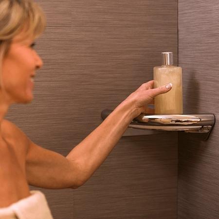 Invisia-Corner-Shower-Shelf-with-Integrated-Grab-Bar