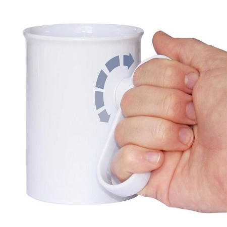 HandSteady Rotatable Handle Cup