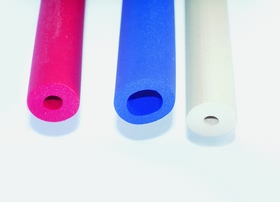 Colored Foam Tubing Grips