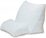 Contour Flip Wedge Pillow