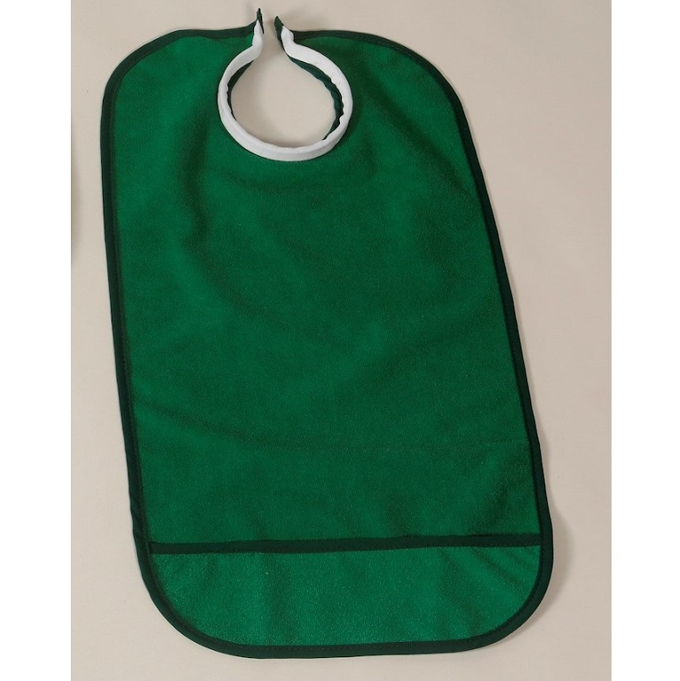 Quick-Bib-Clothing-Protector-Forest-Green