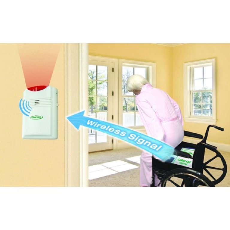 Smart Caregiver Wireless Alarm and Chair Pad