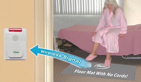 Smart-Caregiver-Wireless-Alarm-and-Floor-Pad