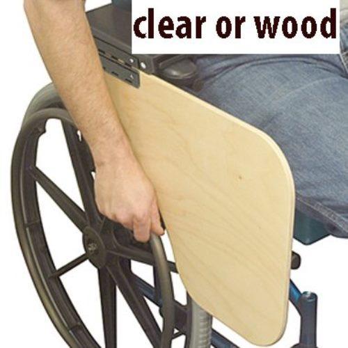 Woodgrain-Flip-Down-Half-Tray