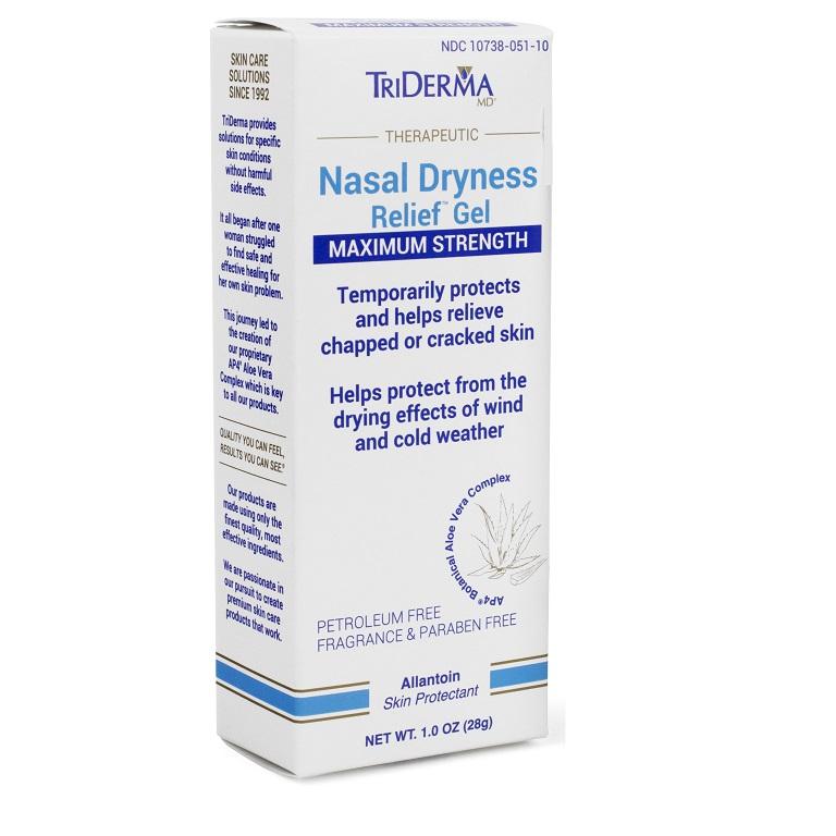 Triderma Nasal Dryness Relief Gel