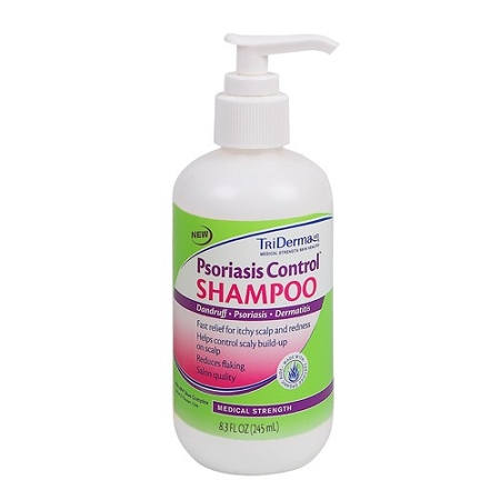 Triderma Psoriasis Control Shampoo Fast Relief For Itchy