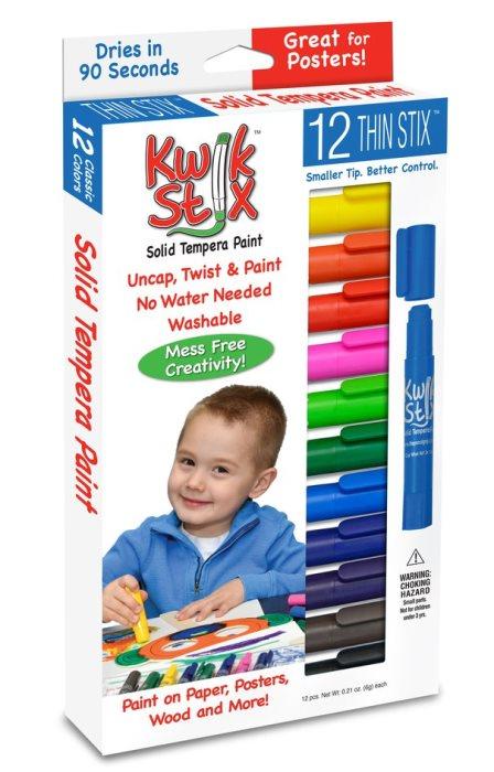Kwik-Stix-Thin-Paint-Sticks-Classic-12