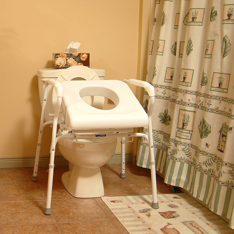 Tremendous Carex Uplift Commode Assist Caraccident5 Cool Chair Designs And Ideas Caraccident5Info