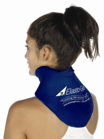Elasto-Gel Neck Collar Wrap